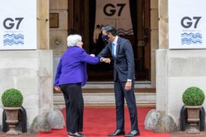 G-7 Reaches An Agreement To Reform The Global Tax System