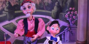 Jaime Manzur's Puppet Collection Is Heritage Of The Nation