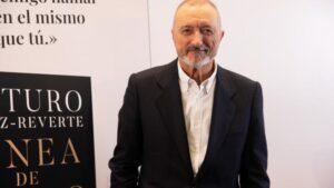 Novel By Arturo Pérez El Italiano Will Be Released On September 21